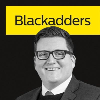 Jamie Robertson, senior solicitor, Blackadders LLP