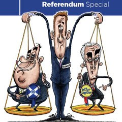 The Independence referendum publication