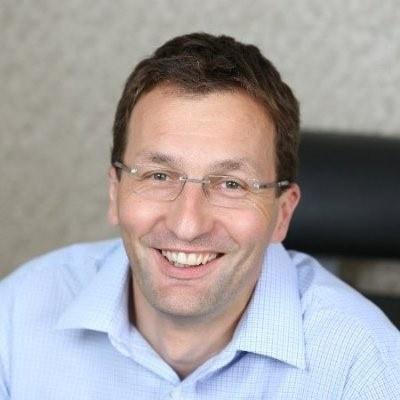 Pete Jones, UK managing director based in Aberdeen, Neptune