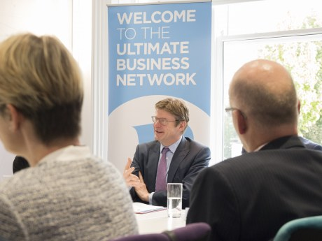 Greg Clark MP, Secretary of State for Business, Energy and Industrial Strategy