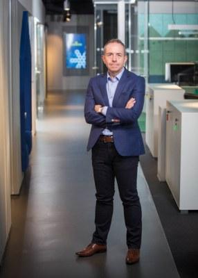 Gary McEwan, CEO, Elevator