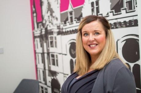 Cerri McDonald, managing director of Prospect 13
