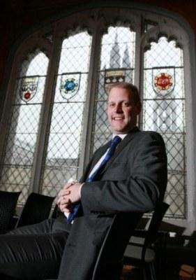 Neil McLennan, senior lecturer and director of leadership programmes, University of Aberdeen