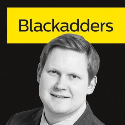 Brian Main, associate director, Blackadders LLP