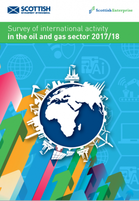 Scottish Enterprise release latest survey results on Scotland's oil and gas supply chain.