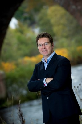 Carbon managing director Gordon Wilson has high hopes for their new London presence