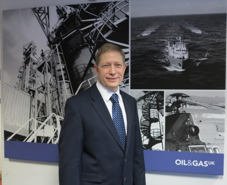 Matthew Abraham, director of the supply chain and health, safety and environment team, Oil & Gas UK