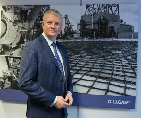 Gareth Wynn, director of the stakeholder and communications team, Oil & Gas UK
