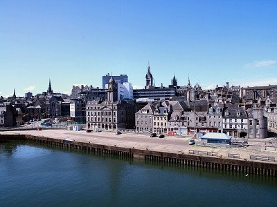 Aberdeen is firmly in the running to become the UK's best connected city