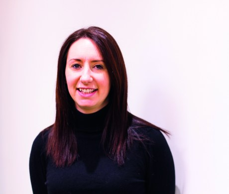 Eilidh Clarkson, ISS sales manager, Absoft