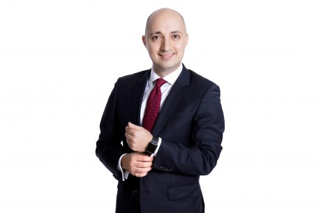 Botan Osman, managing director, Restrata