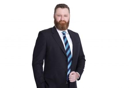 Evan Kerr, a senior security consultant, Restrata