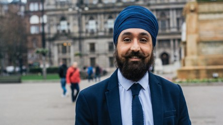 Charandeep Singh, deputy chief executive, Scottish Chambers of Commerce