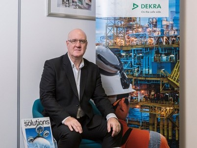 Derek Smith, managing director, DEKRA Organisational Reliability