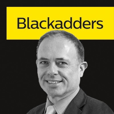 Euan Stewart, property manager at Blackadders LLP