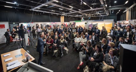 The seminars were a popular draw at TUBS2017