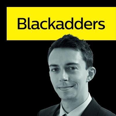 Stewart Dunbar, associate solicitor at Blackadders LLP