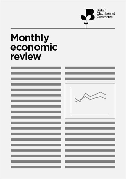 BCC economic review: Apr 2015