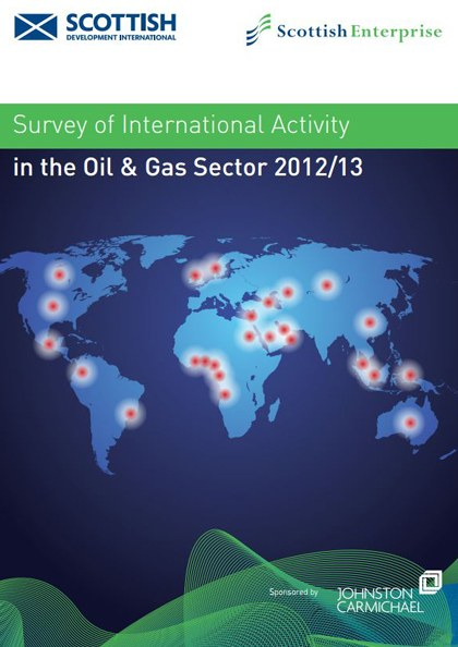 Survey of International Activity in the Oil & Gas sector 2012-13
