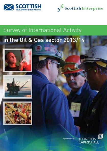 Survey of International Activity in the Oil & Gas sector 2013-14