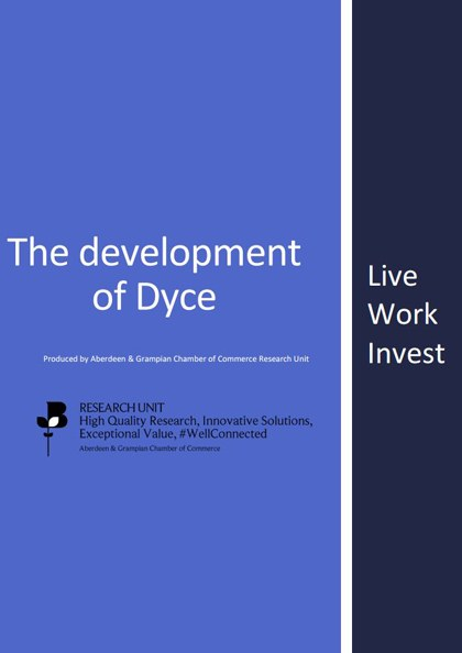The development of Dyce