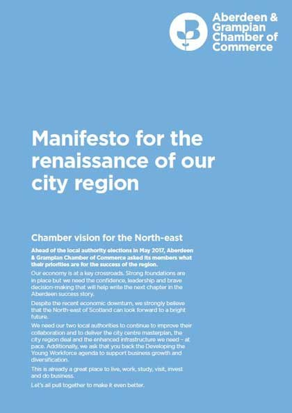 Local authority elections - our manifesto