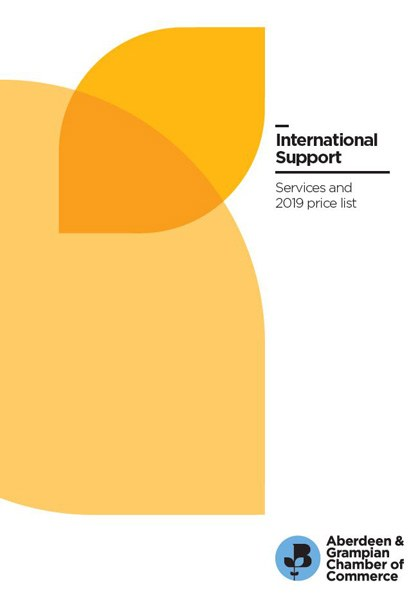 International support and services prices - 2019