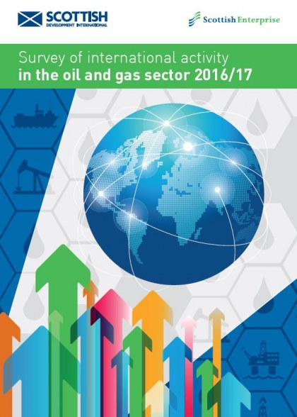 Survey of International Activity in the Oil & Gas Sector 2016-17