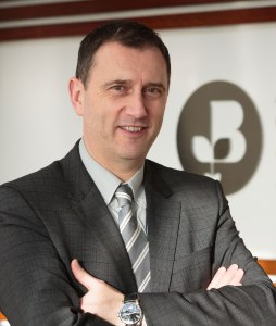 Russell Borthwick, Chief Executive