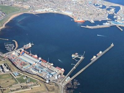 Peterhead Port Authority awarded contract