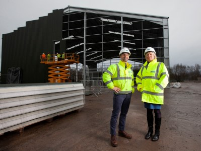 Keenan Recycling invests in first of its kind waste facility