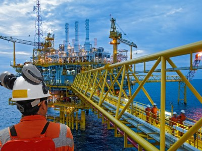 Rising number of oil and gas firms engaged in energy transition