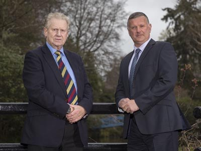 Arbroath company bolsters team with appointment