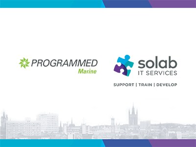 Solab awarded contract for the provision of IT support services with Programmed Marine