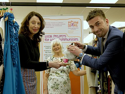 Super Trouper Abba Afternoon Tea and fashion show to raise funds for local family support charity