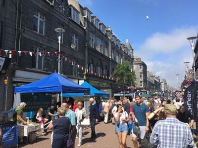 Popular George Street farmers' sustainability market to return