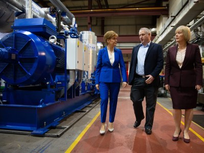 First minister launches £6M Scottish Enterprise fund
