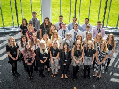 AAB marks its highest ever new start intake