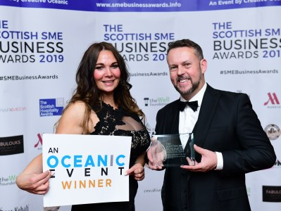 North east entrepreneur named MD of the Year at Scottish business awards