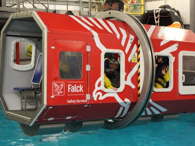 New innovative technology set to support offshore safety training