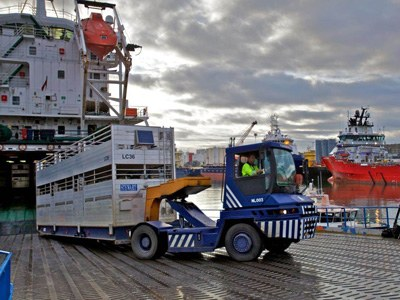 NorthLink Ferries' service vital for Island farmers