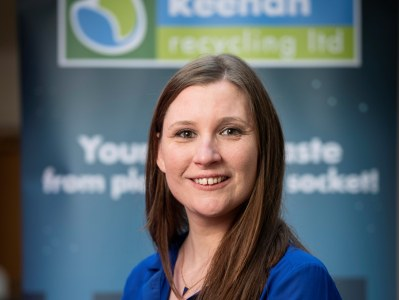 Keenan Recycling to spread the word on the benefits of the Circular Economy
